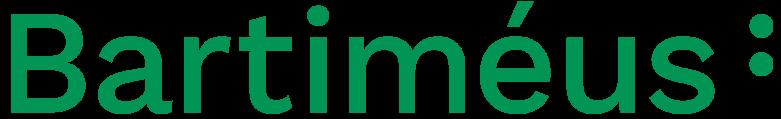 logo bartimeus