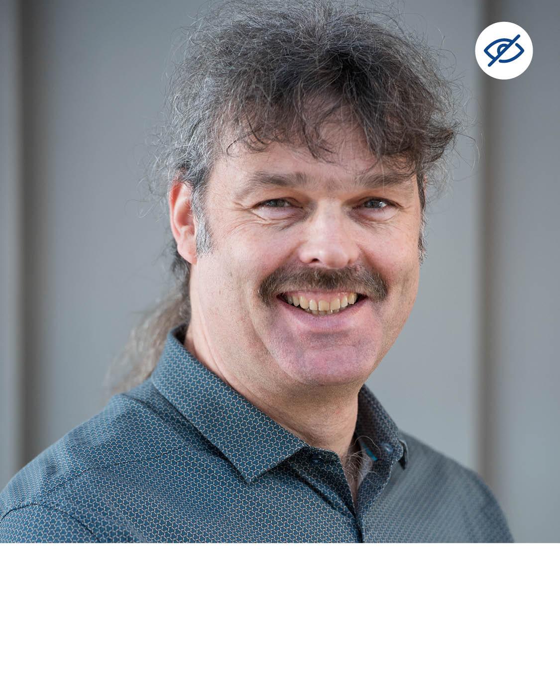 portret Frank van der Helm